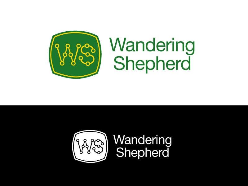 Proposition n°140 du concours Logo Design for Wandering Shepherd