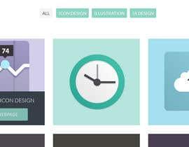 aniagarwal97 tarafından Add links to mouse over on portfolio theme için no 1