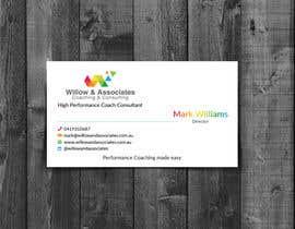nº 183 pour Business Cards - Willow par anuradha7775
