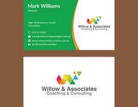 nº 153 pour Business Cards - Willow par ibanur91