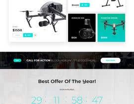 Nro 23 kilpailuun Website Re-design & Product portfolio addition käyttäjältä HabibCoder