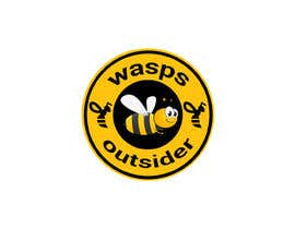 #3 za I need a logo designed for a Fan Magazine and Web Presence covering the English Rugby Club Wasps. The name to used is: Wasps Outsider. This all independent from the club. Please view for www.wasps.co.uk for reference and ideas. od MoamenAhmedAshra