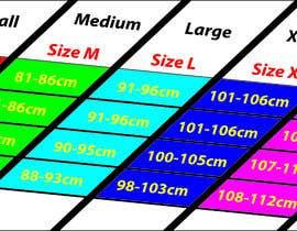 #19 para Make our size chart amazing por Venkatvenki774