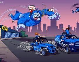 Nro 45 kilpailuun I would like to hire a Caricature & Cartoon Artist käyttäjältä miqeq