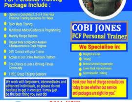 nº 64 pour Personal Training Flyer/Poster 2 par aminul2225