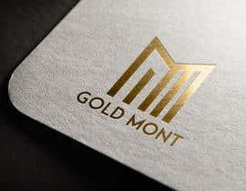 #6 para Logo ideas for Gold Mont de romiakter