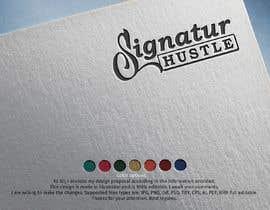 #35 for Design a Band Logo for Signature Hustle af satishchand75