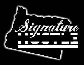 #43 for Design a Band Logo for Signature Hustle af virtualbuilding