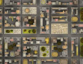 #9 para Top Down City Map View por archmarko