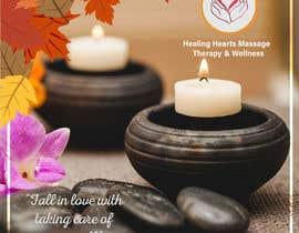 saifsg420 tarafından 3 Massage Therapy Flyers (October, November, December) için no 26