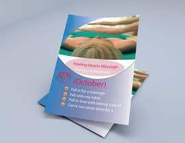 amritamree tarafından 3 Massage Therapy Flyers (October, November, December) için no 16