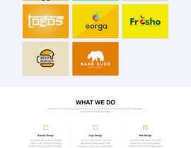 #26 for Build a Custom 1 page site af waveinfocom
