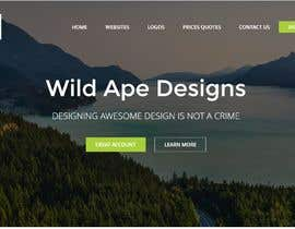 #25 for Build a Custom 1 page site af AHMughal
