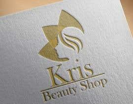 nº 34 pour Kris Beauty Shop logo par iasadrehman