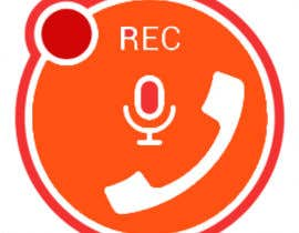 #24 for Design App Icon for Call Recording App by AfzlDesign