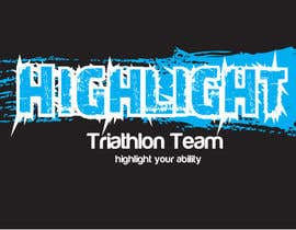 #71 for Logo Design for Highlight Triathlon Team af bigredbox