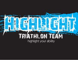 #73 cho Logo Design for Highlight Triathlon Team bởi bigredbox