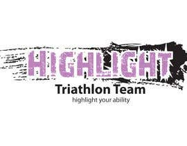 #74 untuk Logo Design for Highlight Triathlon Team oleh bigredbox
