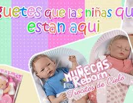 #6 , Diseñar Banner Muñecas Juguetes 来自 ARMANDOPANTOJA