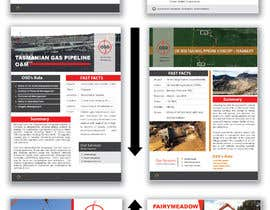 nº 29 pour Project Information Sheets par bachchubecks