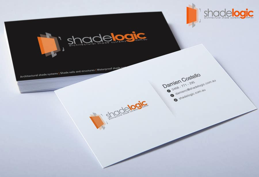 Entry #89 by ishansagar for Design some Business Cards for new small ...