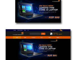 #19 untuk Design A Banner For My Website and Facebook (Laptop Special) oleh akidmurad