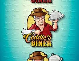 #41 untuk Sign/Logo - Ceddie's DINER oleh TEHNORIENT