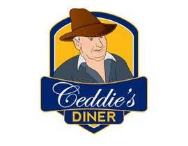 #51 untuk Sign/Logo - Ceddie's DINER oleh wanaku84
