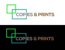 Nro 8 kilpailuun Build a logo for my printing business käyttäjältä mdfaysalkazi449