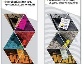 "#51 , Create Artwork for Tradeshow Banner - 24"" x 80"" 来自 gopalgorsia"