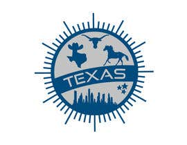 #27 for Design Texas sticker for gift product for gift shop by FZADesigner