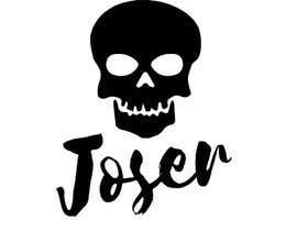 naveedali08 tarafından Create a NEW Logo for HipHop Rap Music Artist : JOSER için no 11