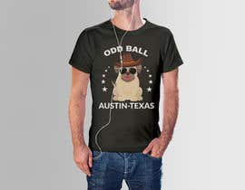 "#70 para Tshirt Design for a Group of Owners of Dog Daycares ""The ODD ball! por gdselim88"