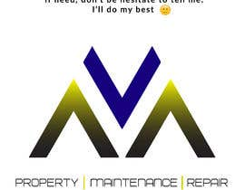 #32 for Need a logo designed and company letterhead. Name of the company is, M.V Property Maintenance & Repairs, Please be creative. by mehedixss