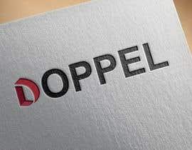 rachidDesigner tarafından Create a logo for the word DOPPEL için no 861