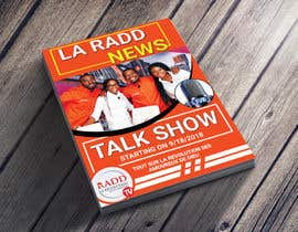 #14 para Flyer for talk show por piashm3085