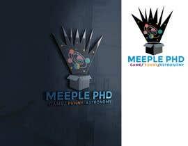 #38 για Logo and banner design for a tabletop gamer and scientist από carlosov