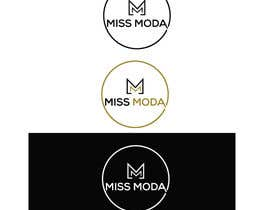 #187 for Miss Moda Logo by Hamidaakbar