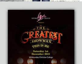 leandeganos tarafından The Greatest Showman Poster için no 12