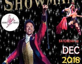 #11 untuk The Greatest Showman Poster oleh divyajoshi6079