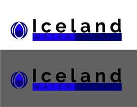 #189 for Need a logo for a company that supply water from Iceland in bulk by fezart9