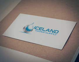 #180 for Need a logo for a company that supply water from Iceland in bulk by bzf1233