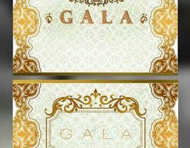 nº 39 pour I need some graphic design. For business card and price tag , my company name is GALA , color: rose gold & off white. par Saran2u