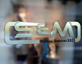 #4 for Name of my business is S&M Welding Services LLC. I want the S&M to be done as an aluminum  weld in progress with a tig rig and wire at the end of the M. I want welding services llc to be included somewhere in the image to show the complete company name. by DarkEyePhoto