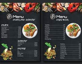 #18 for Design an Internet Cafe/Restaurant Menu af shsanto