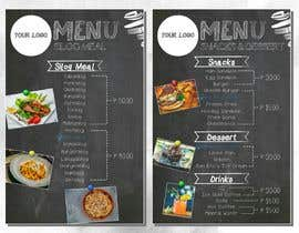 #13 for Design an Internet Cafe/Restaurant Menu af rakuyou