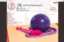 Contest Entry #37 for Website Design for ik gymnastics LLC