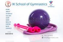 Contest Entry #31 for Website Design for ik gymnastics LLC