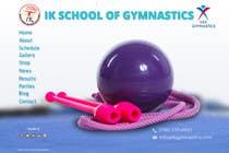Contest Entry #35 for Website Design for ik gymnastics LLC