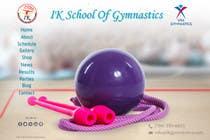 Contest Entry #60 for Website Design for ik gymnastics LLC
